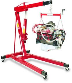 Engine Crane 1