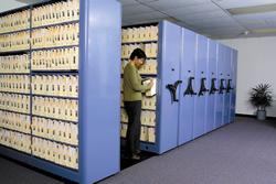 Moving Wall Storage Units