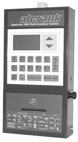 Fluid Inventory Control - Premium Wired