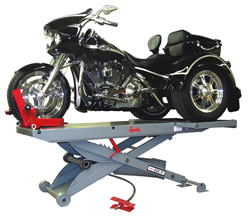 Motorcycle Lifts 8