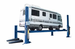 Four post 18-125,000 lb capacity 3