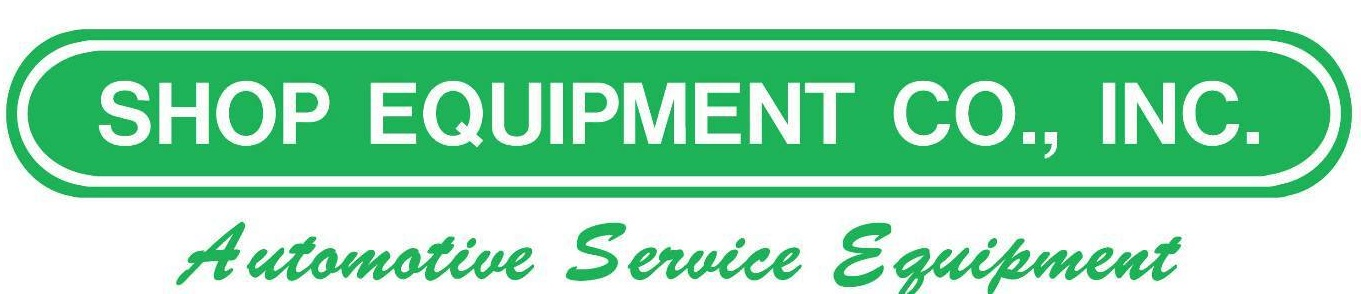 Shop Equipment Logo